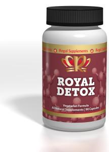 Royal Detox Bottle-3D - good